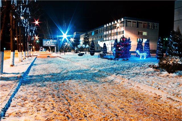 Картинки с зимой вечером
