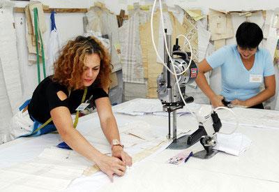 Где найти хорошее ателье по пошиву одежды в Новосибирске?